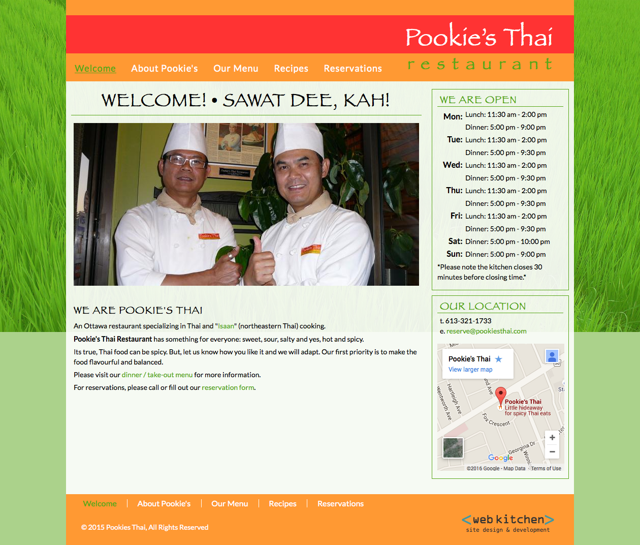 Pookie's Thai